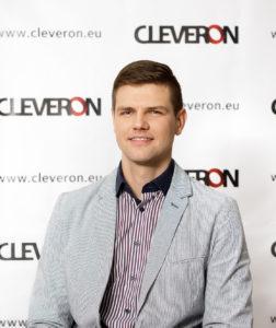Reio Orasmäe Cleveron Sales Manager