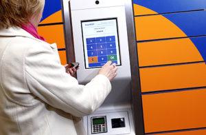 Kesko Itella SmartPost automated parcel machine
